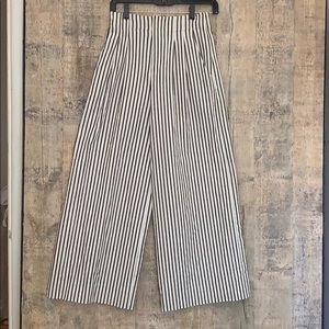 Alice and Olivia cropped wide leg